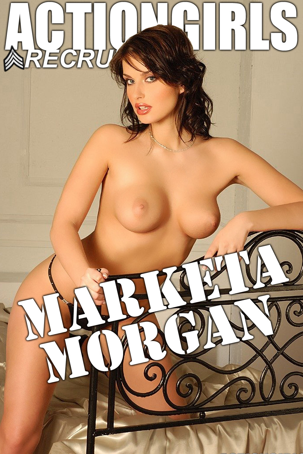 Marketa Morgan: Bed Time Story