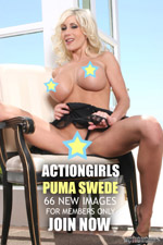 Puma Swede: Black Dress