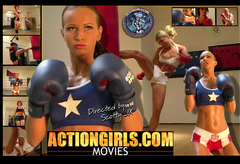Cat Fights, Women Boxing, Mud Wrestling at Actiongirls.com